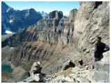 Mt. Temple Ascent