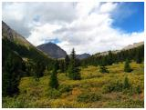 Day 1 of the Brazeau Loop