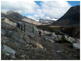 Hiking Among the Boulders