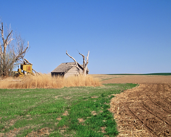Farm House - Nebraska
