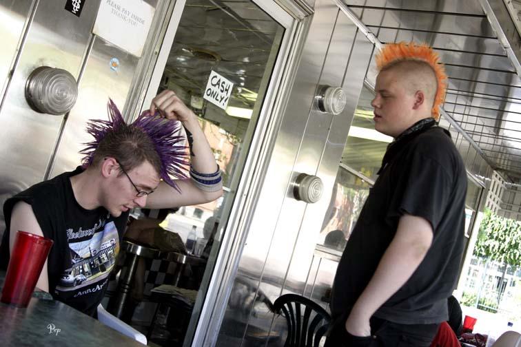 May 7, 2005 - Punk