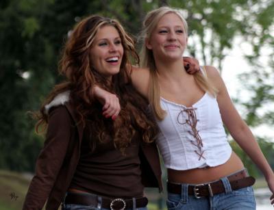 Sept. 21, 2005 - Best Friends