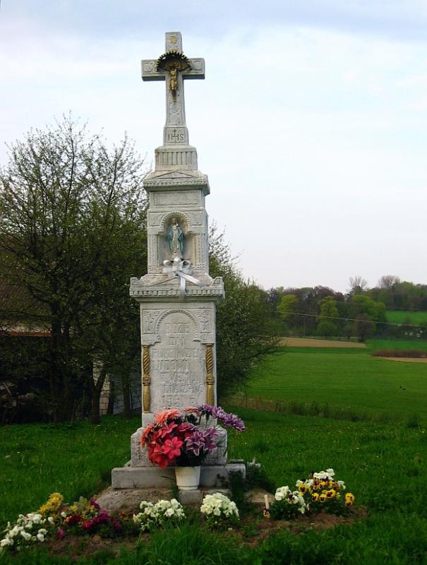 Western Roztocze Cross