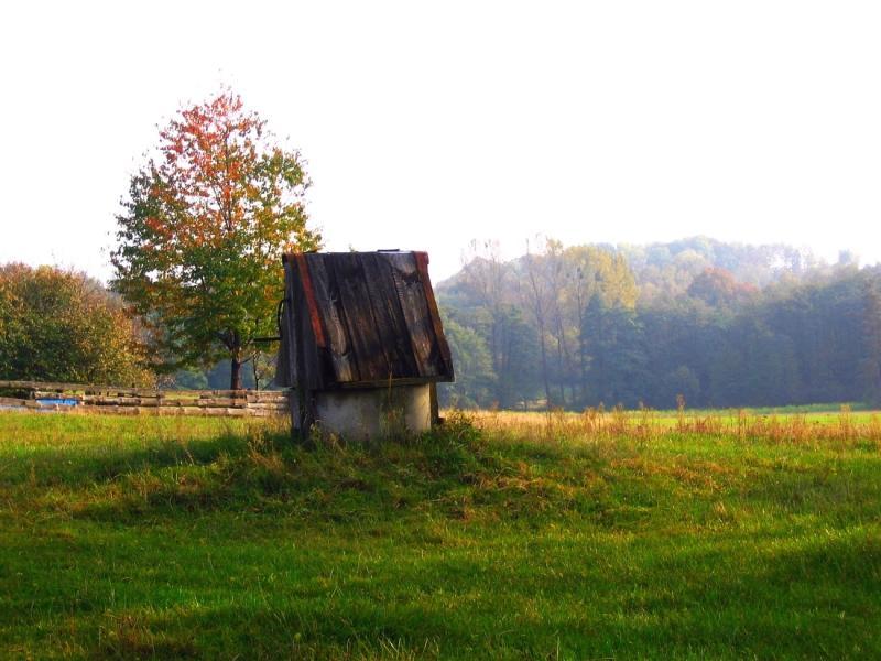 Moczary In October