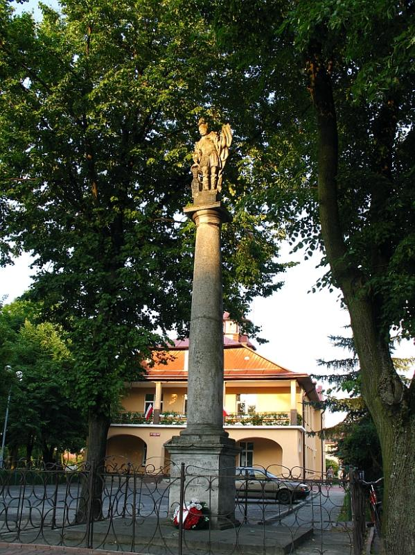 St. Florian Figure