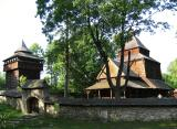 Radruz Old Wooden Church