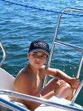 Young sailor