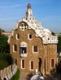 Gaudi's pavilion 2