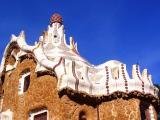 Gaudi's pavilion 2 - Roof