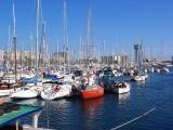 Marina in Port Vell