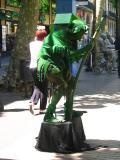 Green Quasimodo