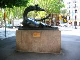 Giraffe Monument