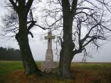 Cross In The Trees