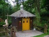 Little Chapel In Siedliska