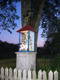 Shrine With Lights