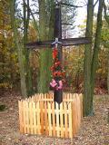 Old Wooden Cross