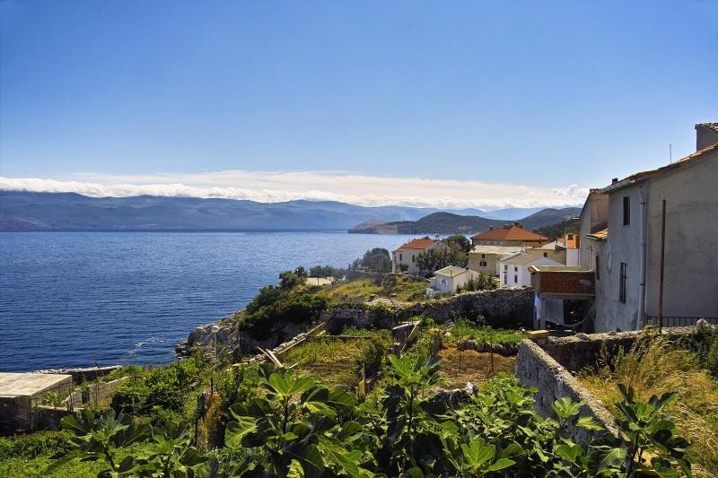Hillside village - Croatia