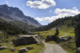 Passo Moro towards Lago di Cancano