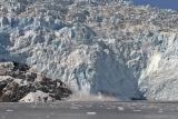 Aiaiik Glacier calving