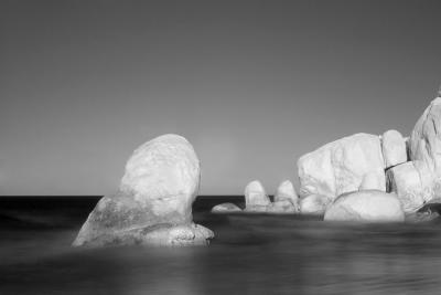 infrared Hinchinbrook Island rocky point 12 by 18 _DSC2646
