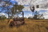 Steam engine and windmillDSC8969