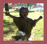 Let the Children Come to Me ~ Sculpture by Tom White