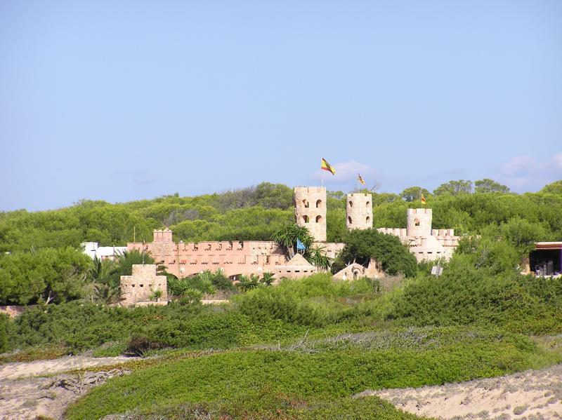 Migjorn - Castle