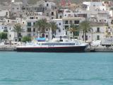 Tagomago Jet idle at Ibiza