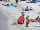 Human Sunshade