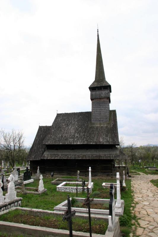 Maramures Church.