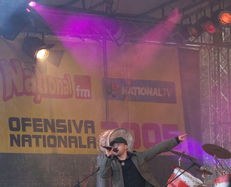 Excitement in Brasov