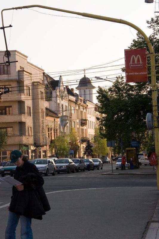 Center of Cluj-Napoca