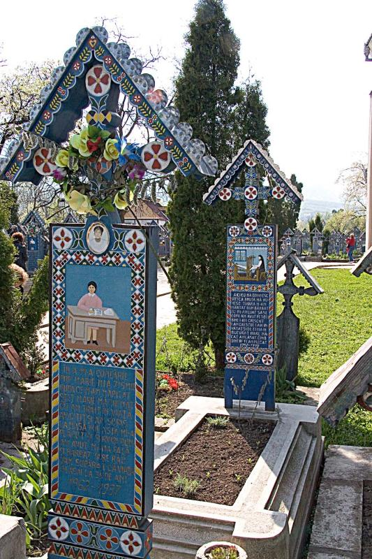 Unique Cemetery