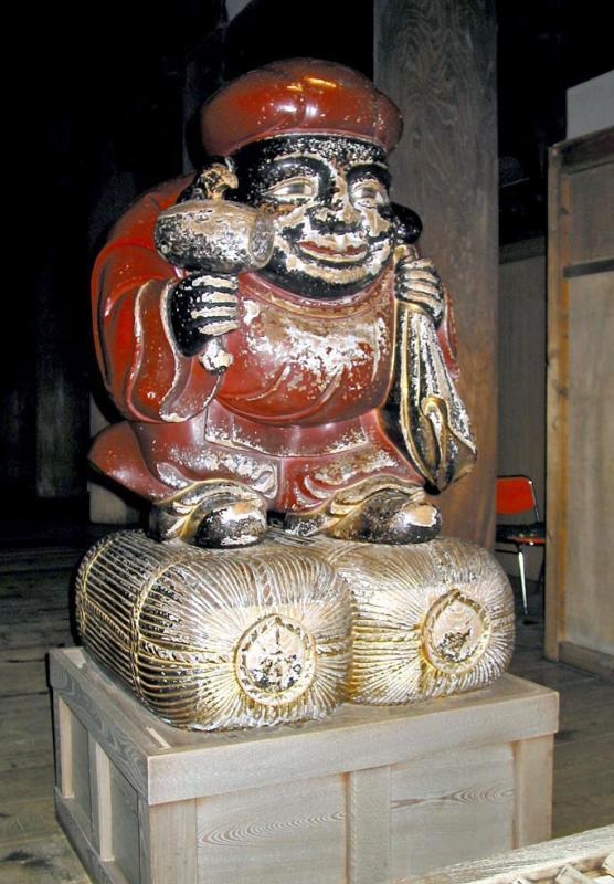 Temple Dwarf