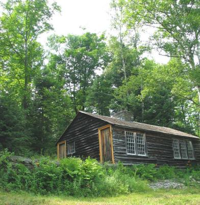 Old Cabin in Strafford