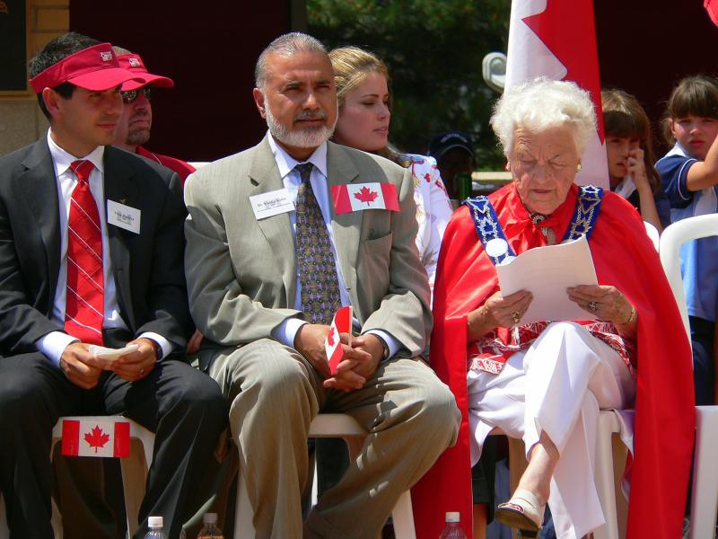 Mississauga Mayor and other Officials