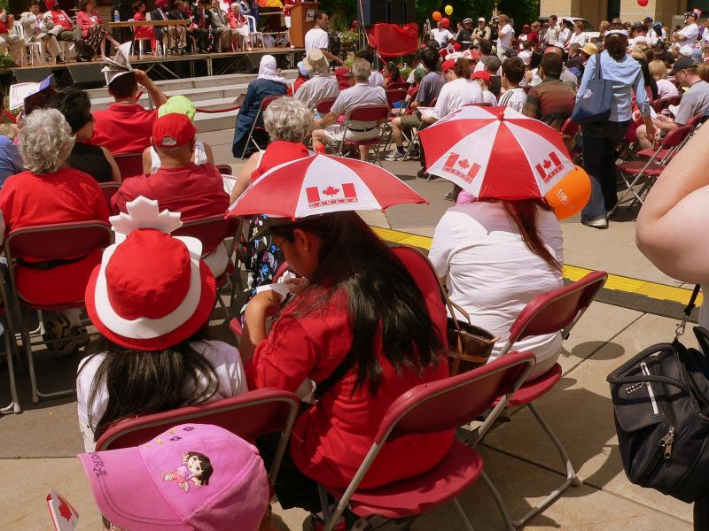 Celebrating Canada Day 01