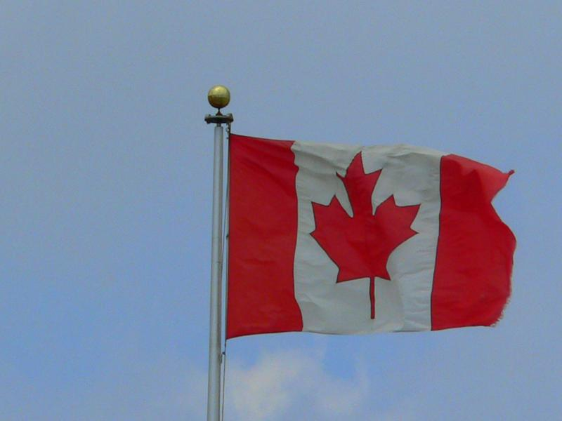 Our Flag....Our Canada