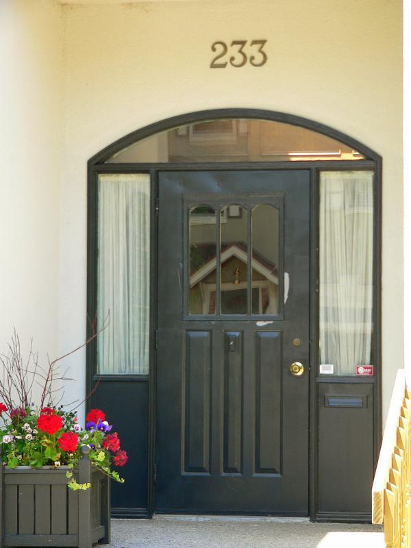 Doors, doors and more doors...