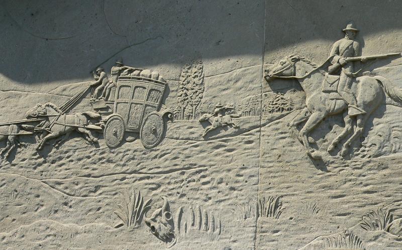 Mural artworks...