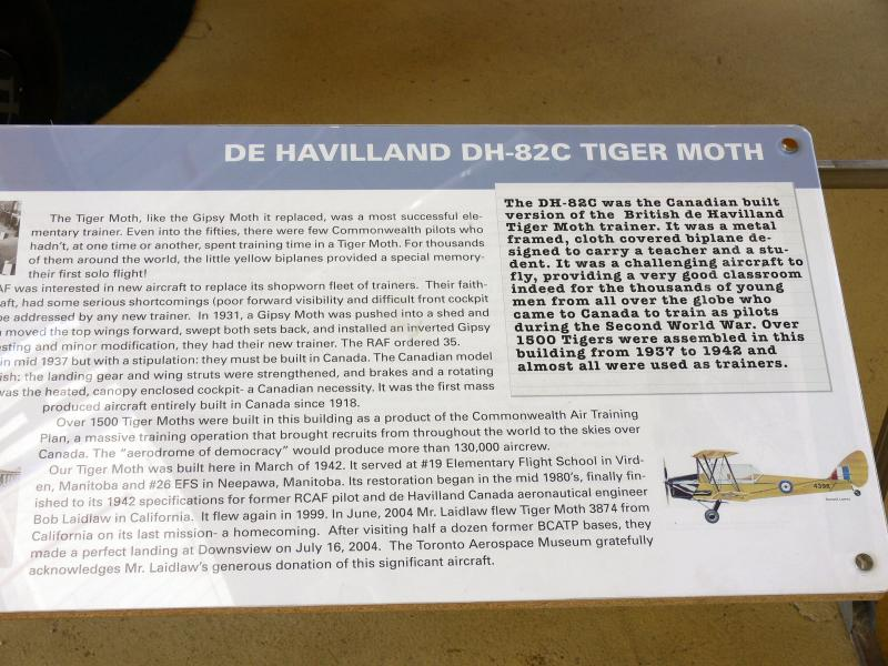 The De Havelland Tiger Moth