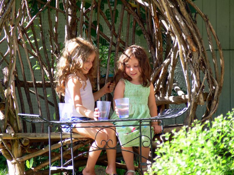 Children at play.....