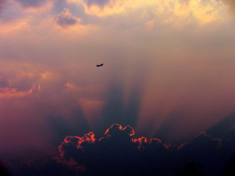 Early morning skyline, Sept 14--05....