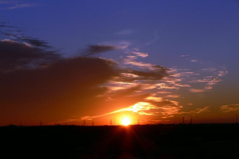 Sunset Oct 21-05