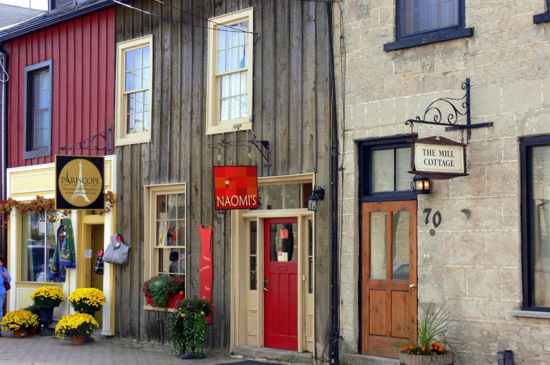 Beautiful Elora..... a magical village in Ontario...