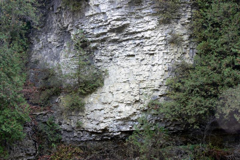 The Elora Gorge...