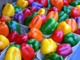 Peppers look so good, almost like candies....