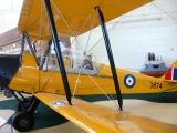 The De Havelland Tiger Moth