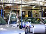 At the car wash...