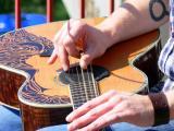 Street musician....